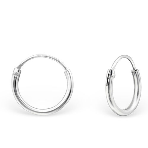 Sterling Silver 10mm Sleeper earrings