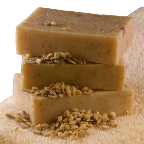 "Handmade ""5 Cereals"" Soap, 60-80gr"